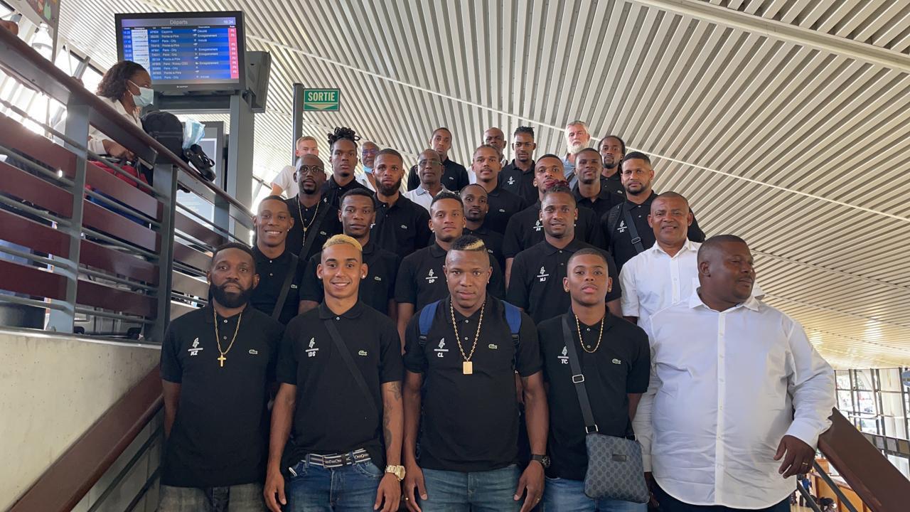 Les Franciscains s'envolent pour la Coupe de France
