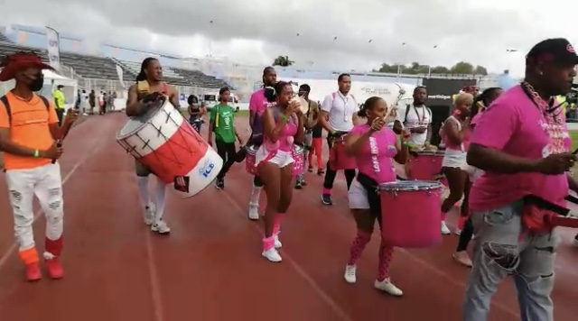 Première journée du carnaval Mi Lim au stade de Dillon : une expérience en demi-teinte