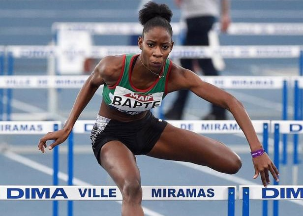 Les athlètes martiniquais brillent aux championnats de France d'athlétisme en salle