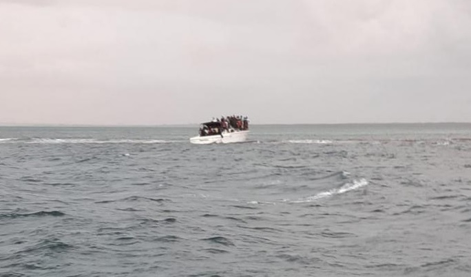 Vice de procédure concernant la soixantaine de migrants