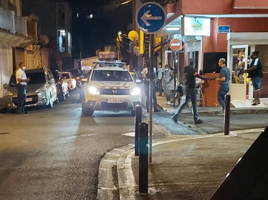 Vaste opération de contrôle de police en région pointoise