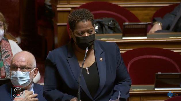 Victoire Jasmin interpelle le gouvernement sur le risque de prescription dans le dossier chlordécone