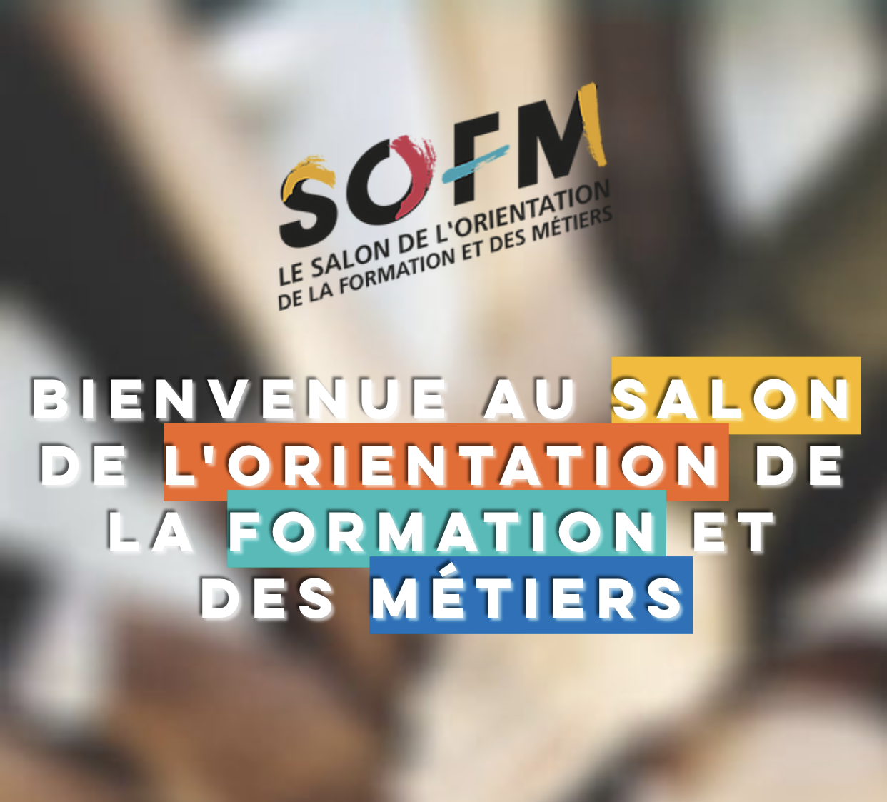 SOFM : salon 100% en ligne