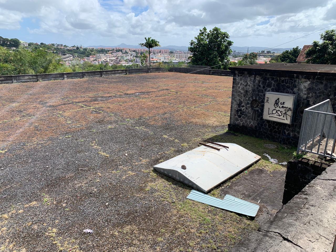 Le réservoir de l'évêché, monument historique, fera bientôt l'objet de travaux
