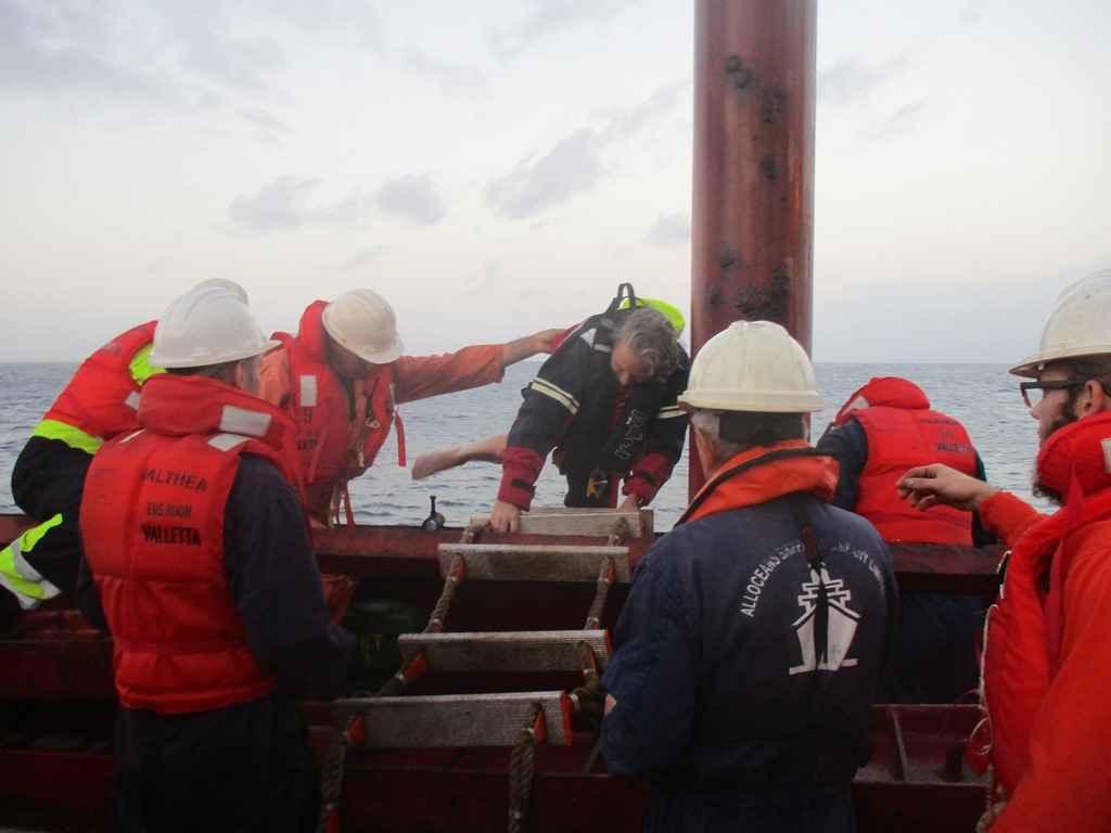 Un naufragé secouru au large de la Martinique