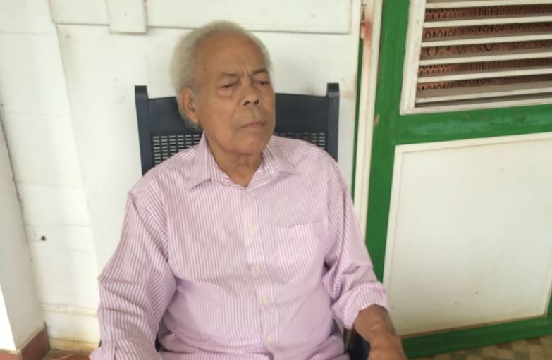 Le militant Roland Thésauros est mort à l'âge de 85 ans