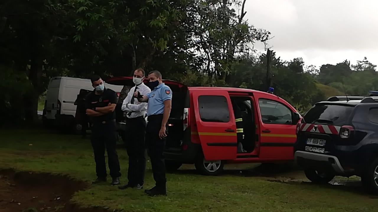 Montée des Eaux : la femme de 45 ans retrouvée consciente à Capesterre Belle Eau