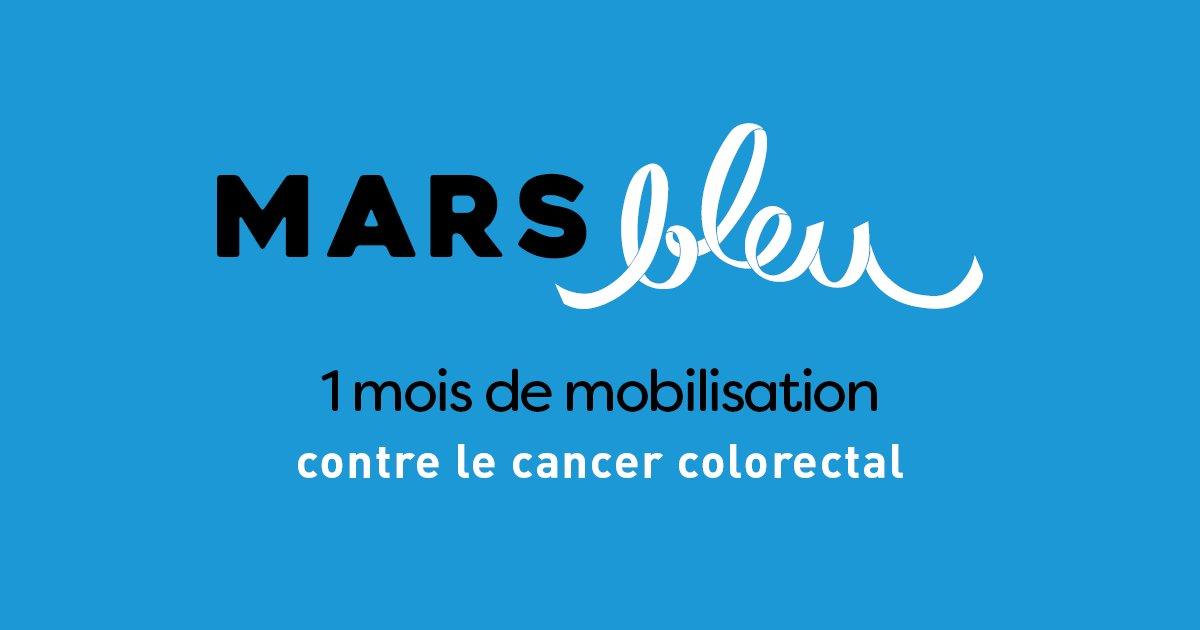 Mars bleu : la campagne de sensibilisation au dépistage du cancer colorectal débute
