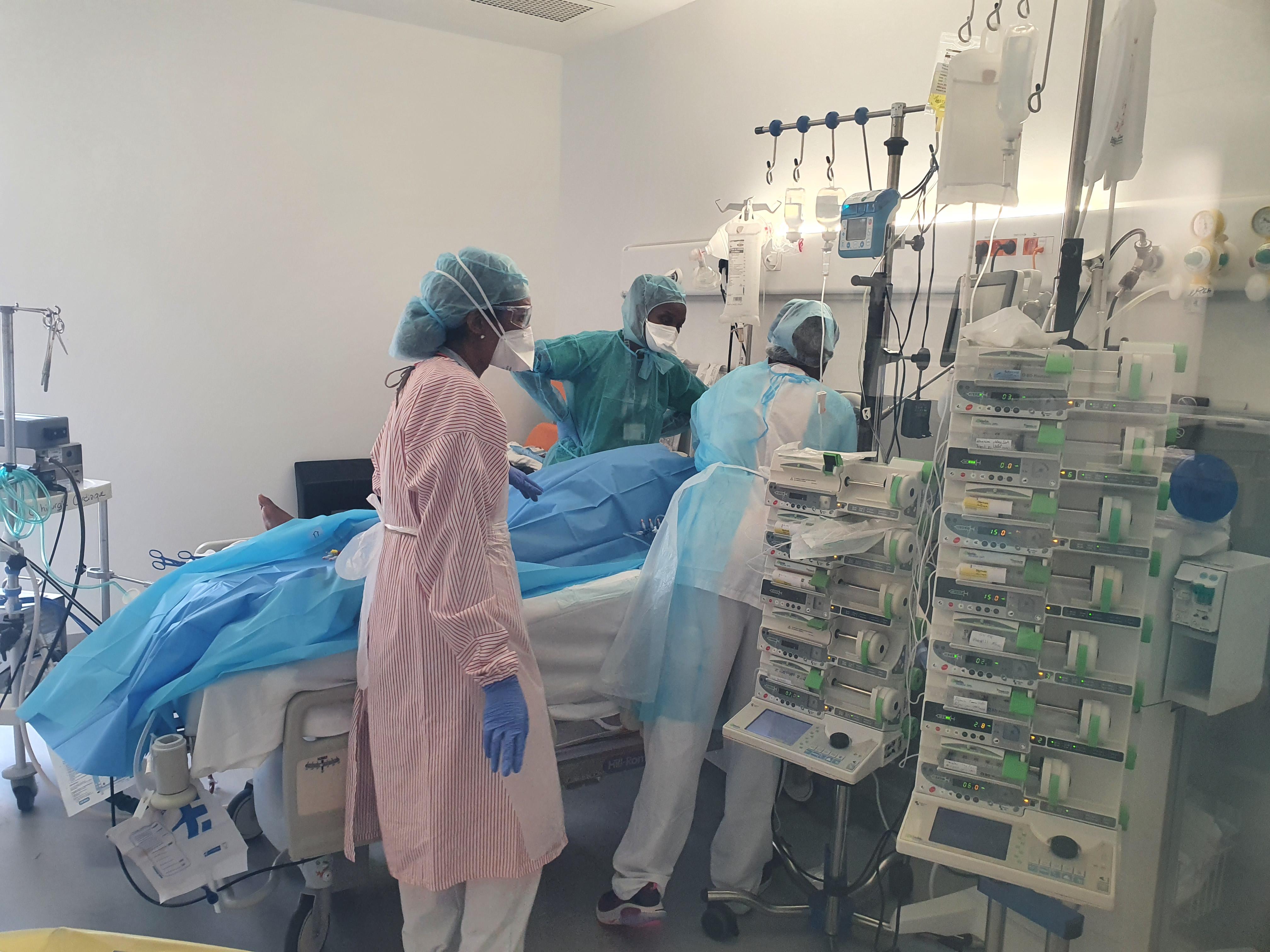 Réanimation : les infirmiers du CHUM vont relayer la mobilisation nationale