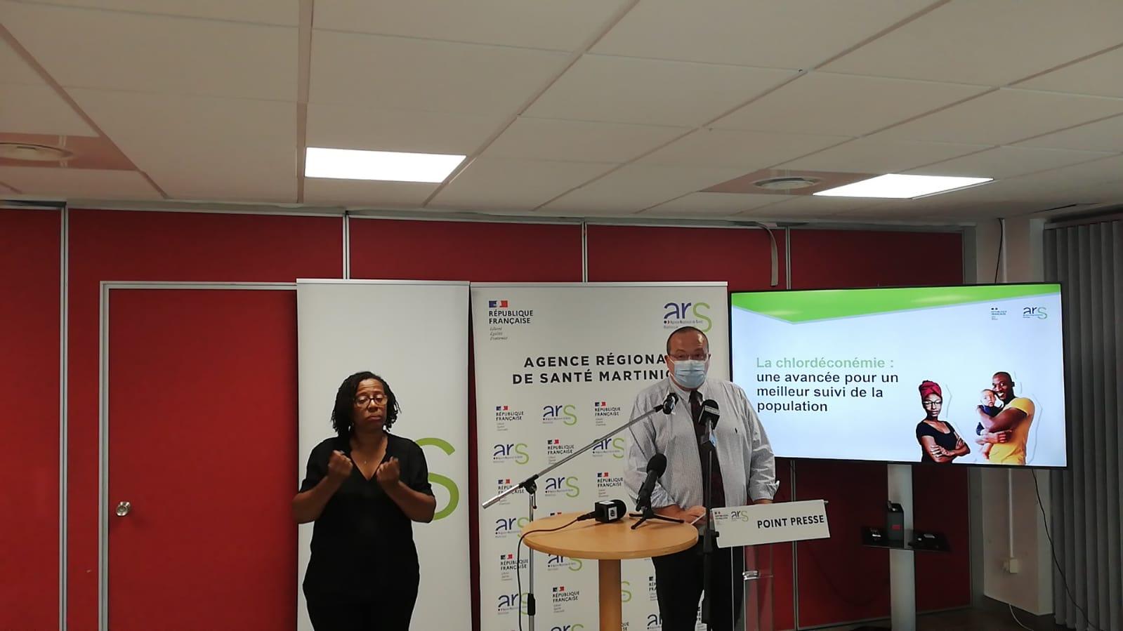 Covid-19 : hausse de l'épidémie avec 121 nouveaux cas en Martinique