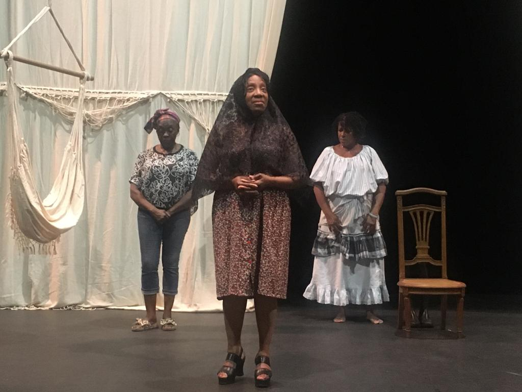 """Théâtre : """"Bernarda Alba from Yana"""", une plongée dans l'intimité de la condition féminine"""