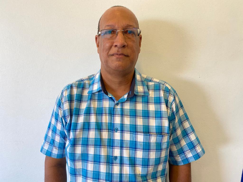 Charles Bélimont, le nouvel ambassadeur RN de la Martinique