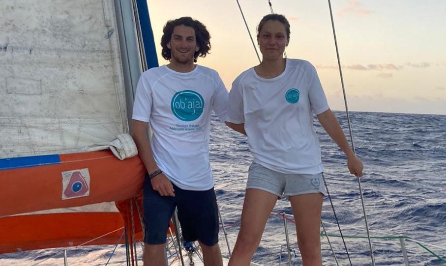 Une traversée de l'atlantique pour un message d'espoir contre le cancer