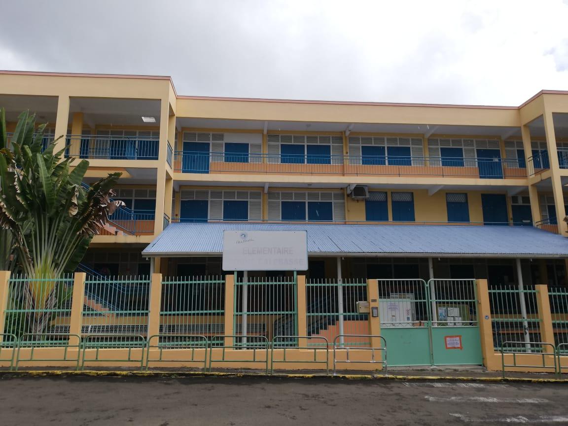 À Fort-de-France, une délégation chargée du maintien des écoles