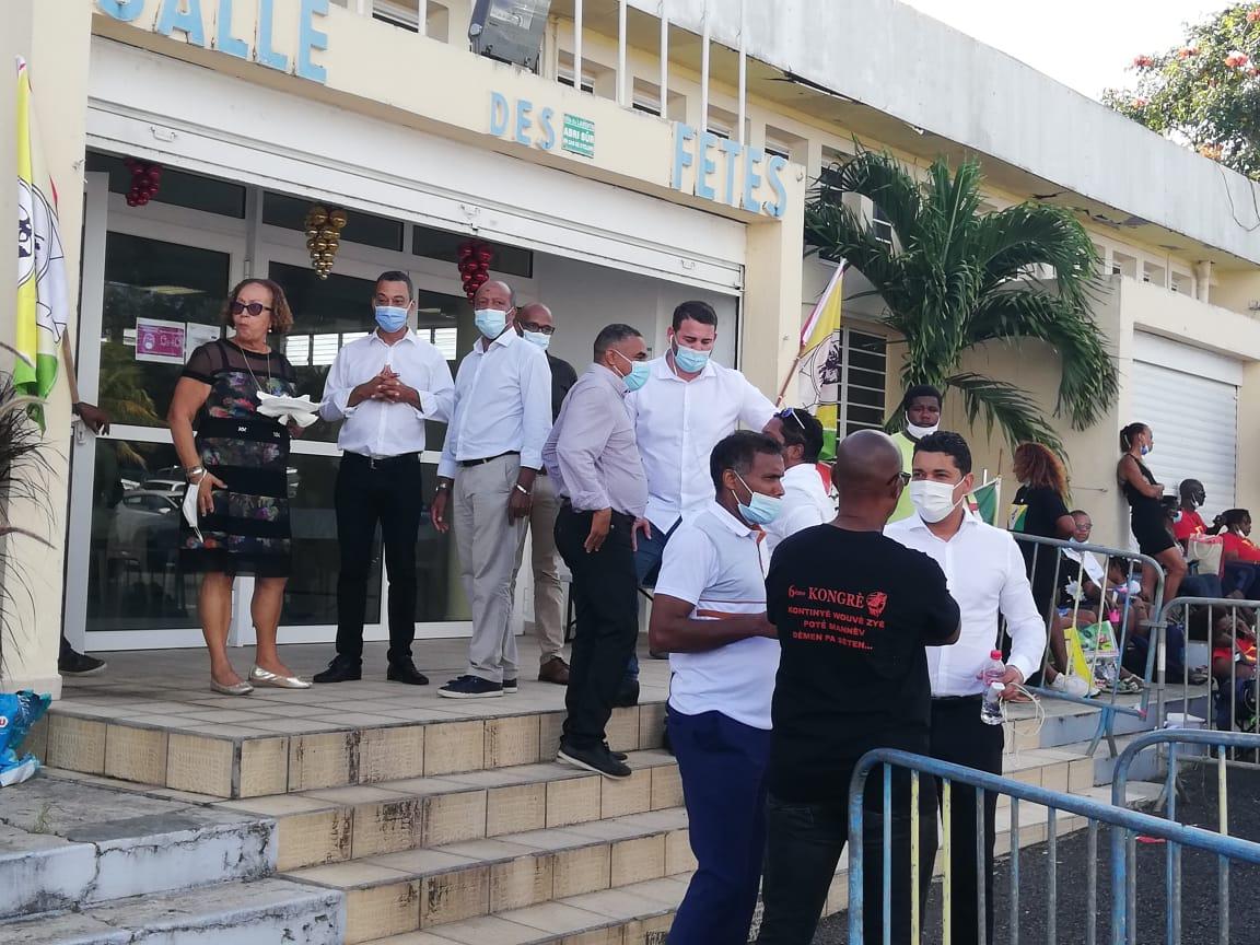La négociation bloque entre les maires et l'UTC-UGTG
