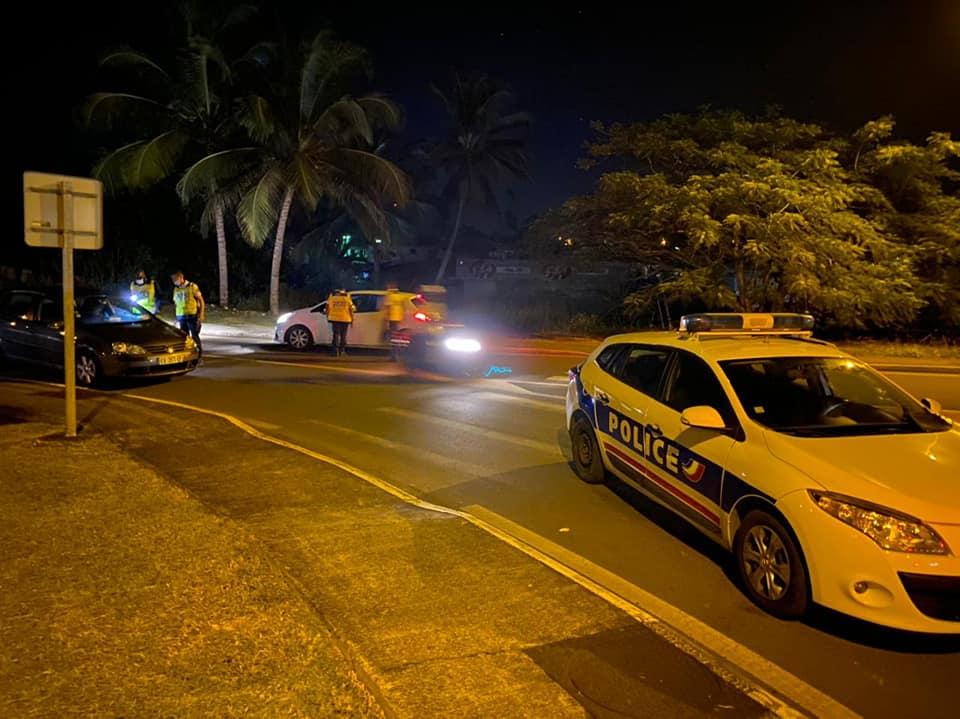 Opération de contrôles jeudi soir par les forces de police