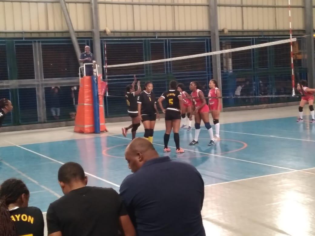Coupe de Martinique de volley : les affiches des demi-finales