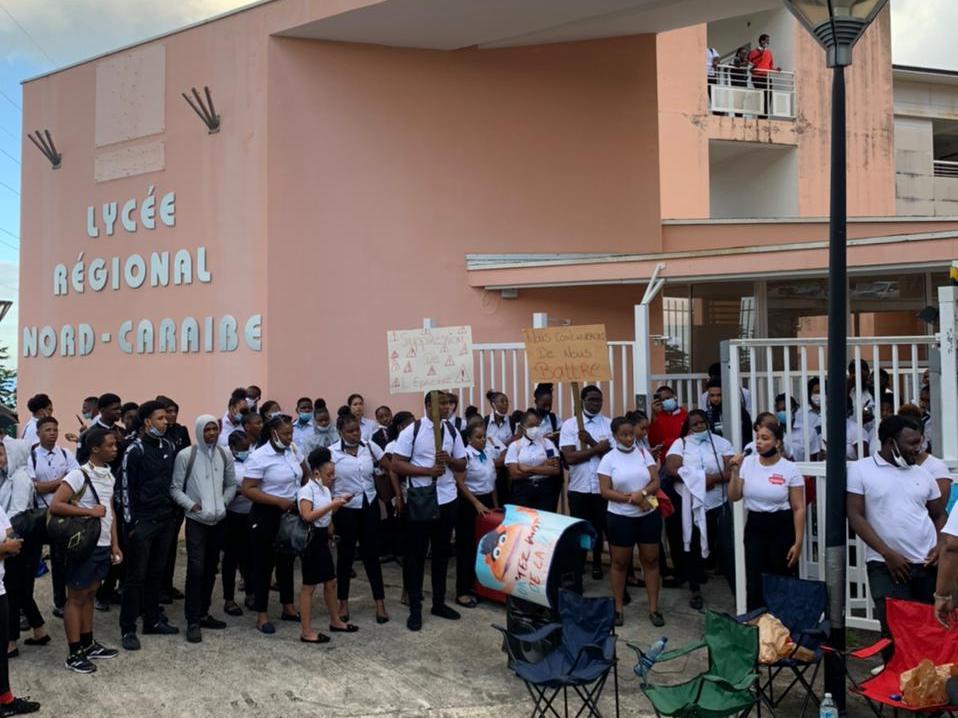 Lycée de Bellefontaine : une solution émerge pour les étudiants en deuxième année de BTS