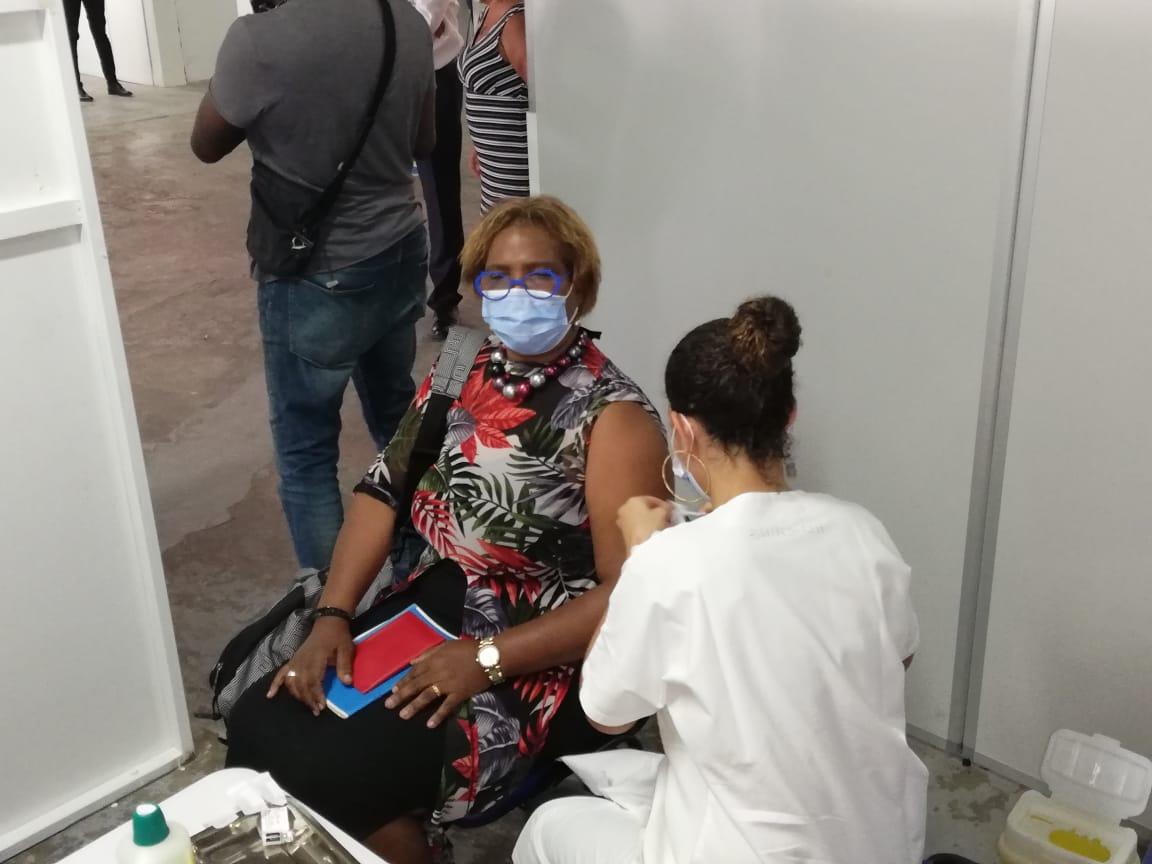 Covid-19 : le centre de vaccination de Case-Pilote est enfin opérationnel