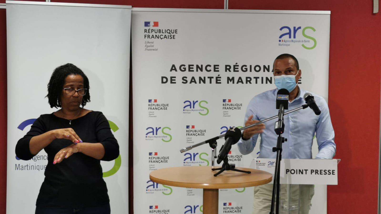 Covid-19 : l'épidémie se stabilise avec 121 nouveaux cas en Martinique