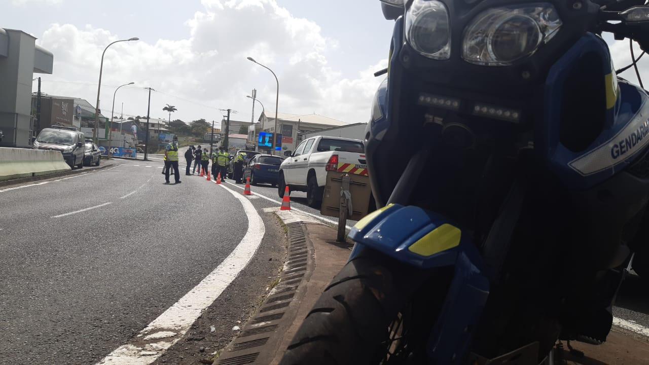 Confinement et couvre-feu : 255 verbalisations ce week-end en Martinique