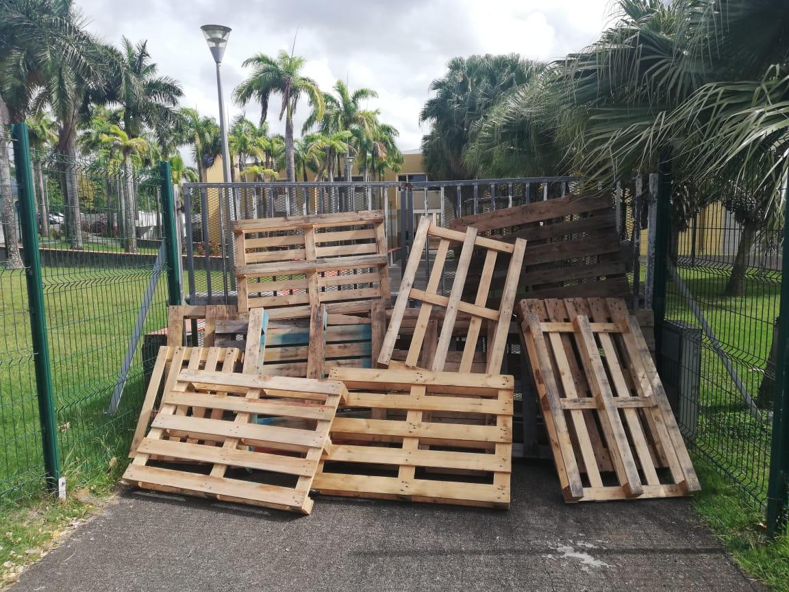 Gronde des lycéens en Martinique : les élèves du lycée Acajou 2 se mobilisent