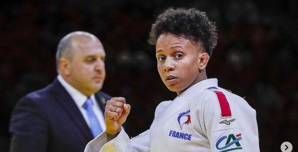 Judo : Amandine Buchard sacrée championne d'Europe chez les moins de 52 kilos