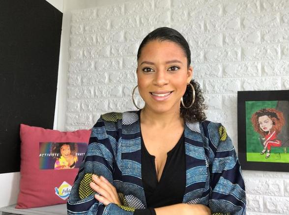 La jeune martiniquaise Activiste Shatta conjugue l'engagement en 2.0
