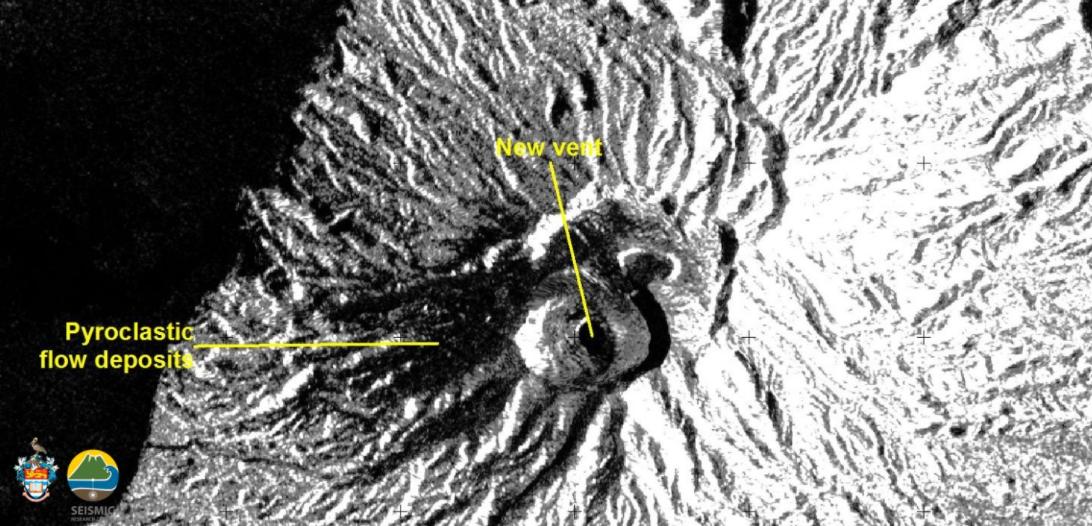 Effondrement du dôme, coulées pyroclastiques, lahars : l'éruption se poursuit à Saint-Vincent
