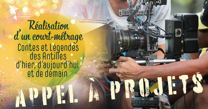 Appel à projets pour la réalisation d'un court-métrage sur les contes et légendes des Antilles