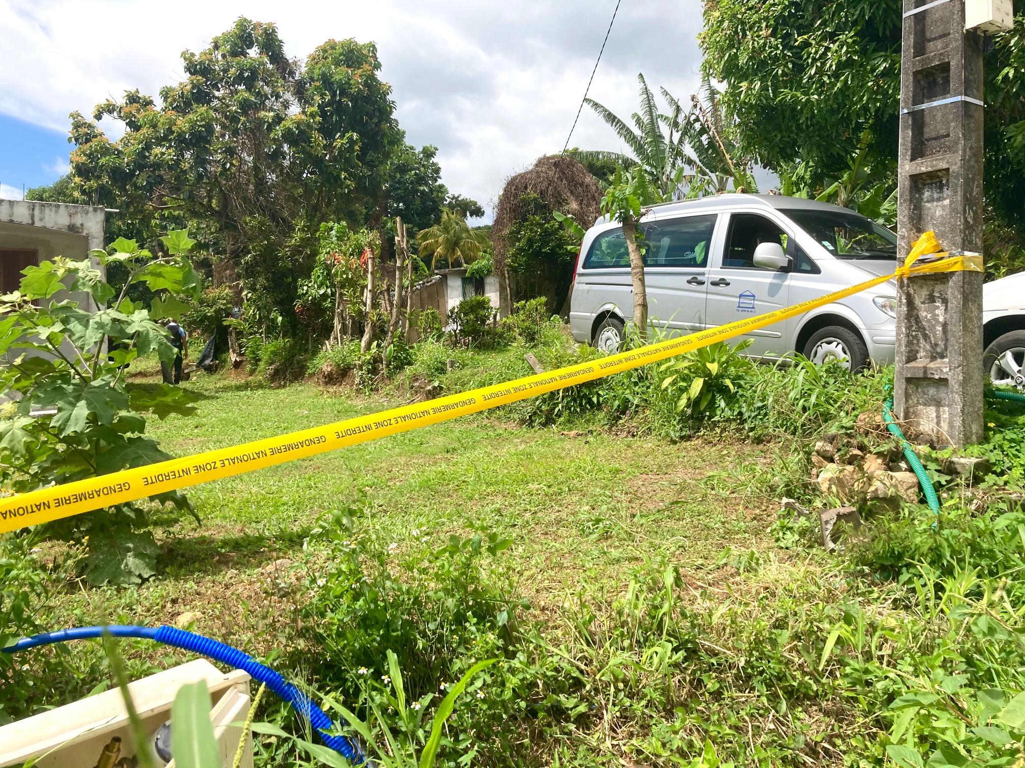 Des circonstances floues dans l'incendie dramatique de Fonds Cacao