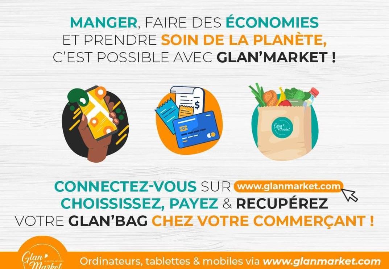 Glan'Market, une plateforme collaborative pour réduire le gaspillage alimentaire