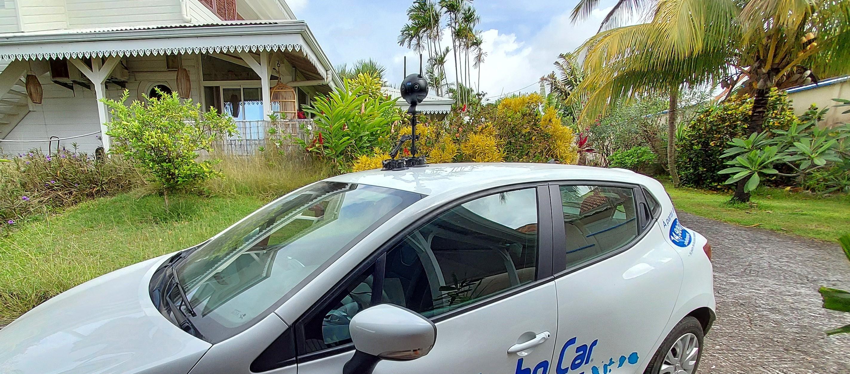 Le CMT valorise la Martinique grâce à Google Maps et Google Street