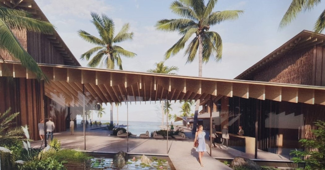 Un architecte contemporain japonais construira le nouvel hôtel sur le site de l'ex-Méridien