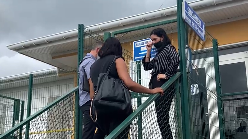 Une mère anti-masque convoquée à la gendarmerie