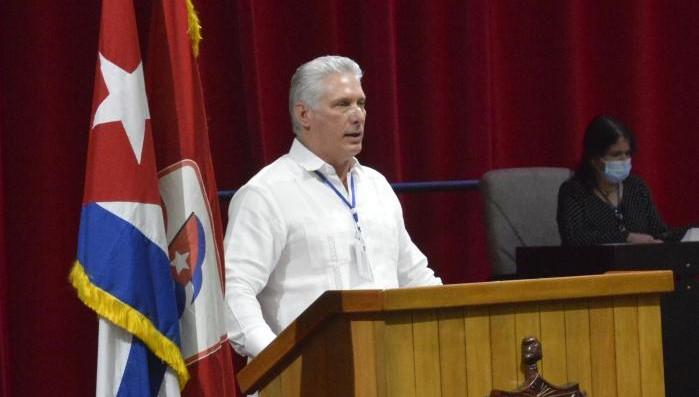 Miguel Diaz Canel remplace Raul Castro à la tête du parti communiste cubain