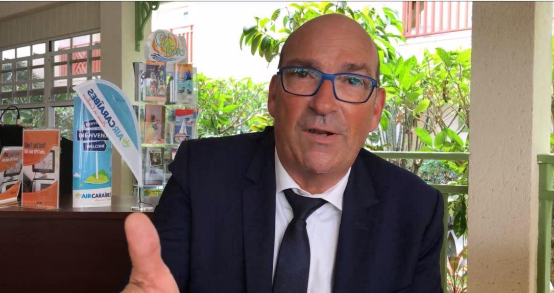 Décès soudain d'Olivier Besnard, directeur général d'Air Caraïbes
