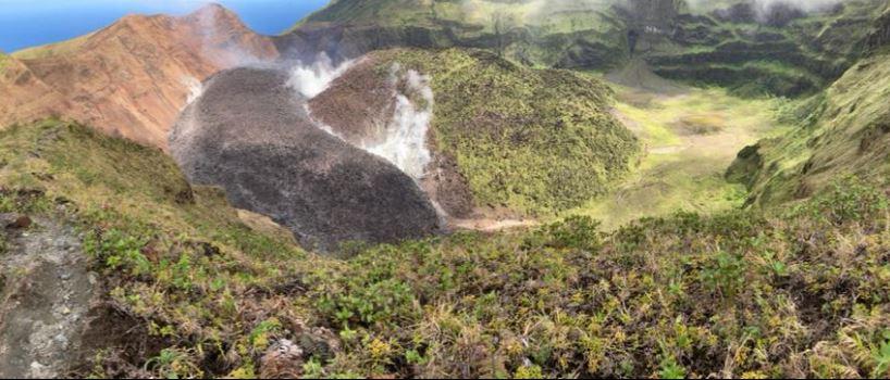 Eruption à Saint Vincent : l'aide internationale s'organise