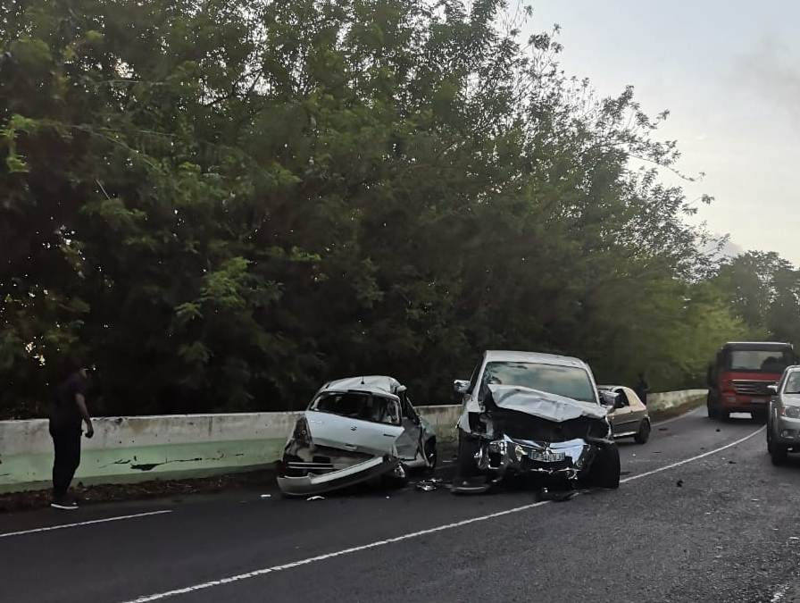 Violent accident à Derrière Morne : décès d'un homme de 23 ans