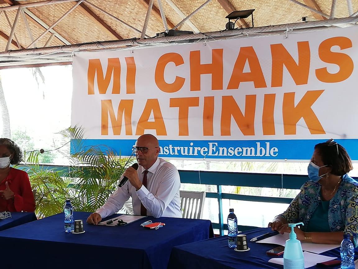 Yan Monplaisir est candidat aux élections territoriales