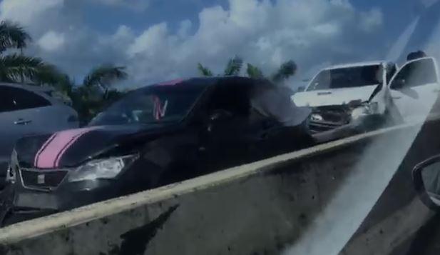 Accidents, bus en panne : la circulation est difficile sur la Rocade