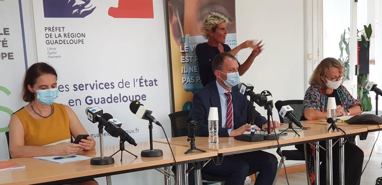 COVID : le point sur les nouvelles mesures annoncées par le préfet