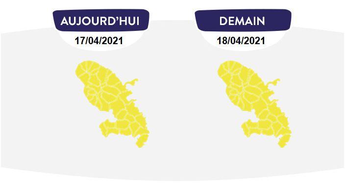 La qualité de l'air reste dégradée en Martinique mais la procédure d'alerte est levée