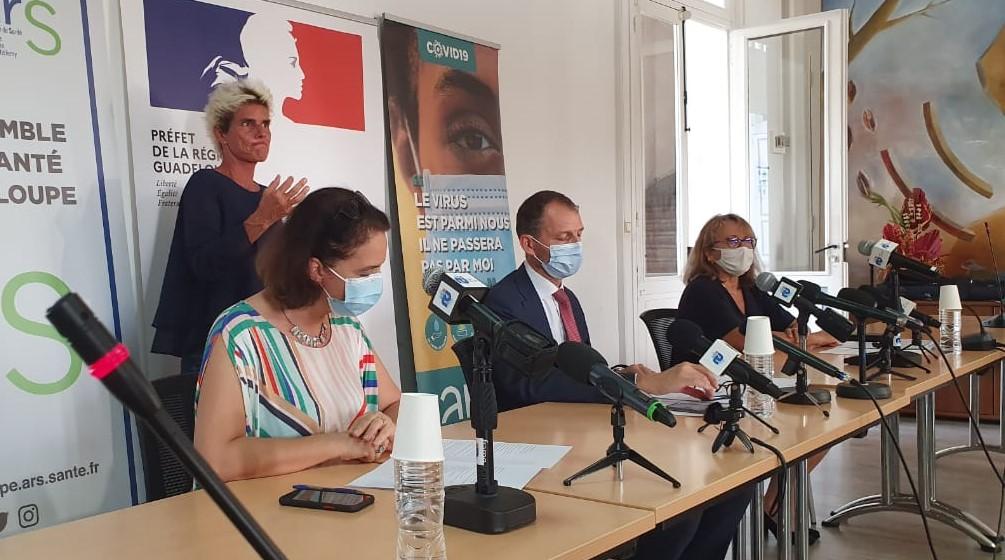 COVID: 747 nouveaux cas et 9 décès en une semaine