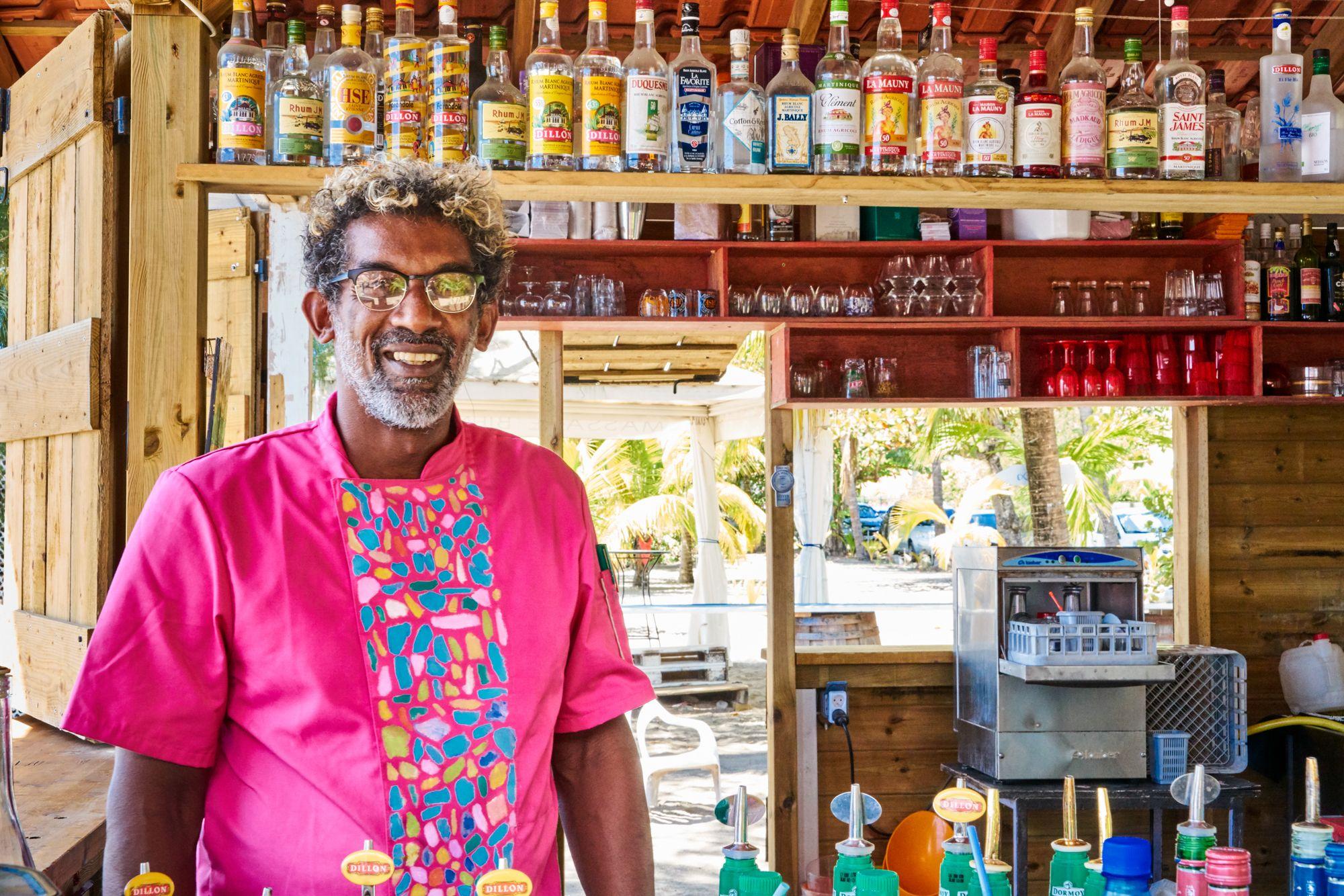 Guy Ferdinand se porte candidat aux élections territoriales de Martinique