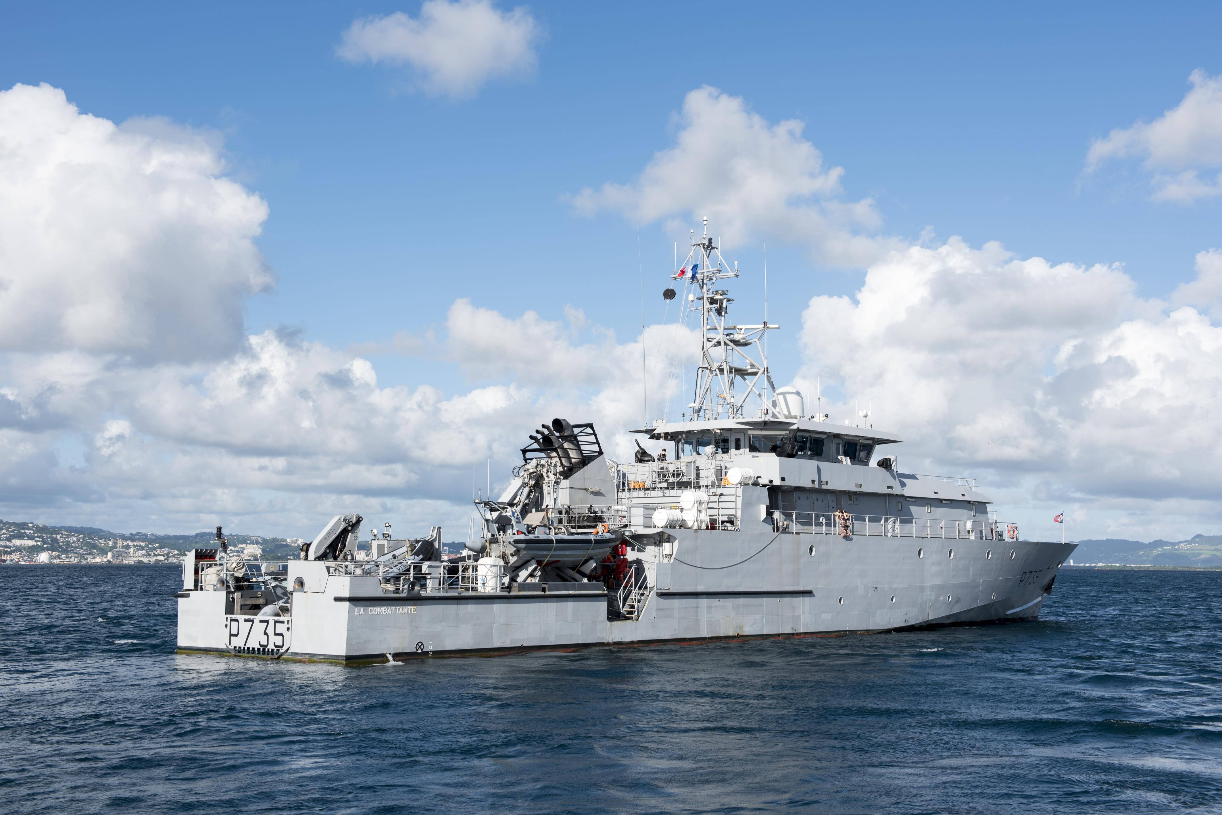Trafic illicite : deux Français et trois Sainte-Luciens interpellés au large de la Martinique