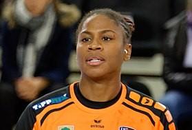 Handball : la Martiniquaise Coralie Lassource joue la finale de la ligue des champions