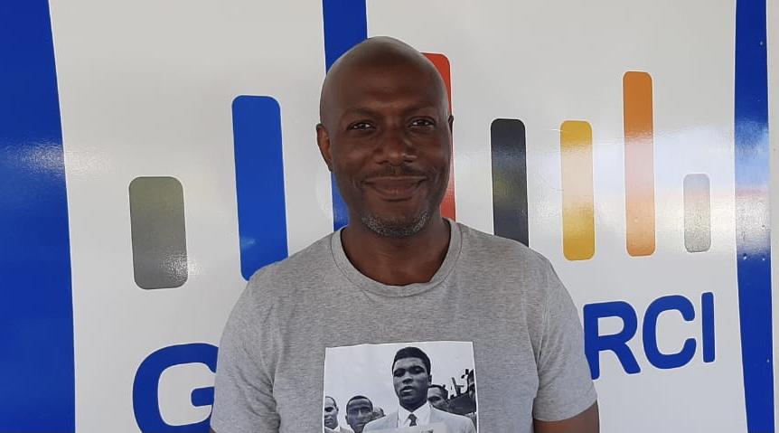 Harry Roselmack présente son nouvel ouvrage en Martinique
