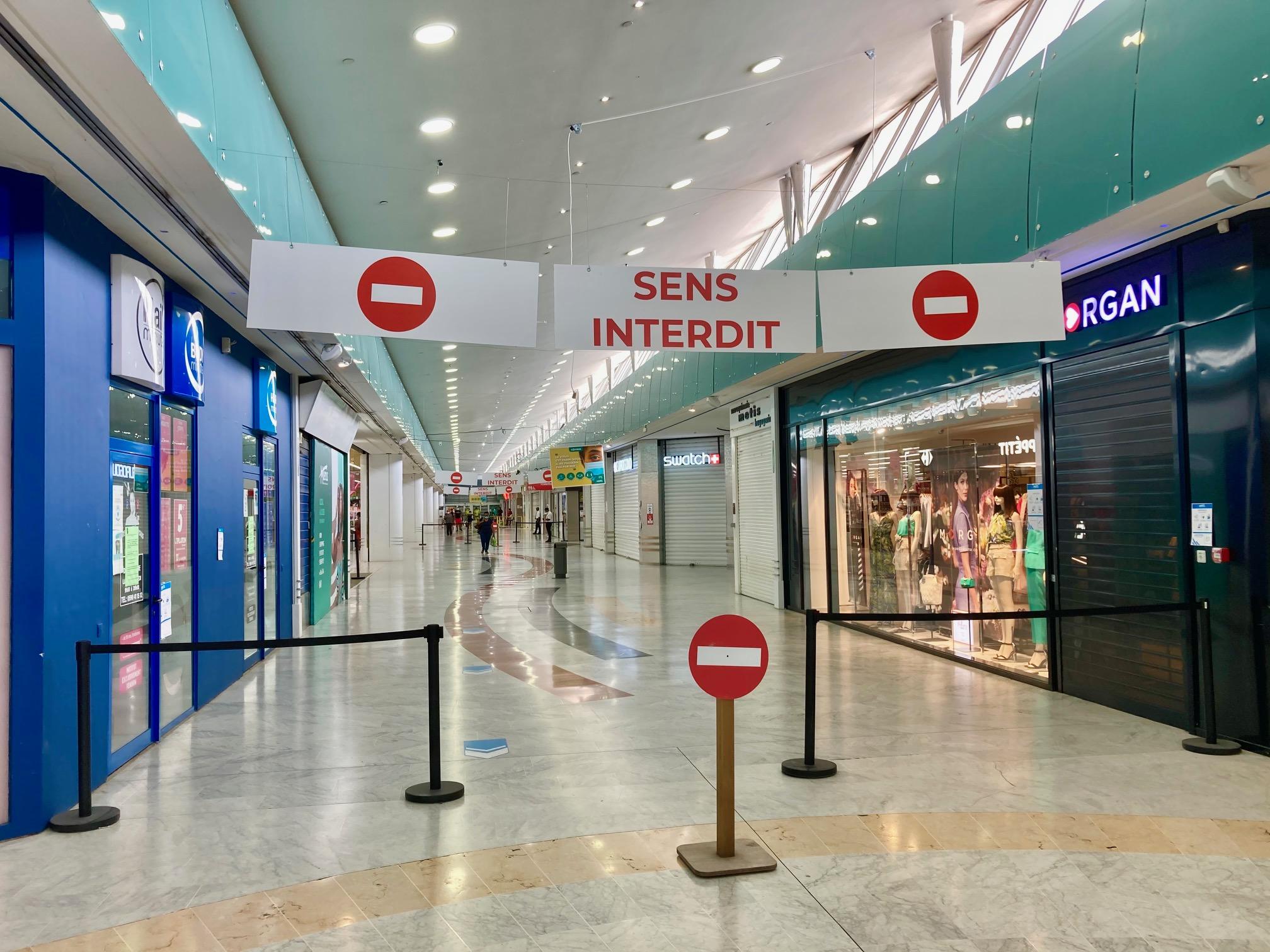 Les magasins préparent la reprise avec impatience