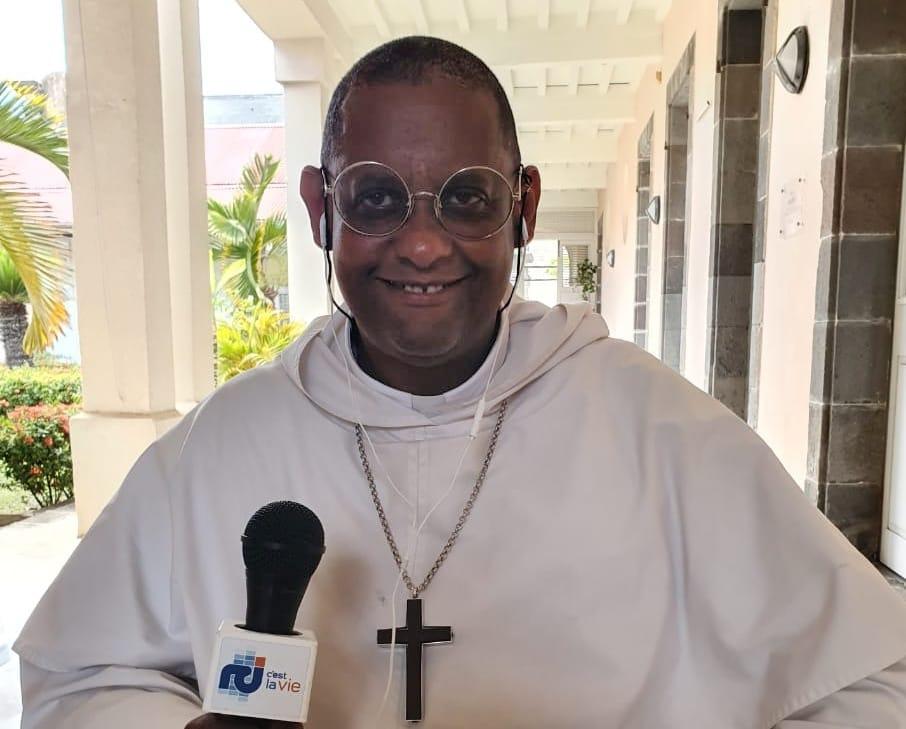 Première visite en Guadeloupe pour Mgr David Macaire en tant qu'administrateur apostolique